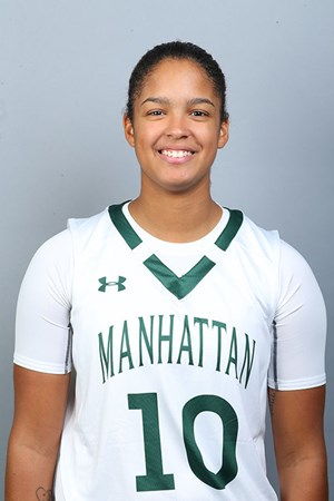Sheridan Heine Women S Basketball Manhattan College Athletics