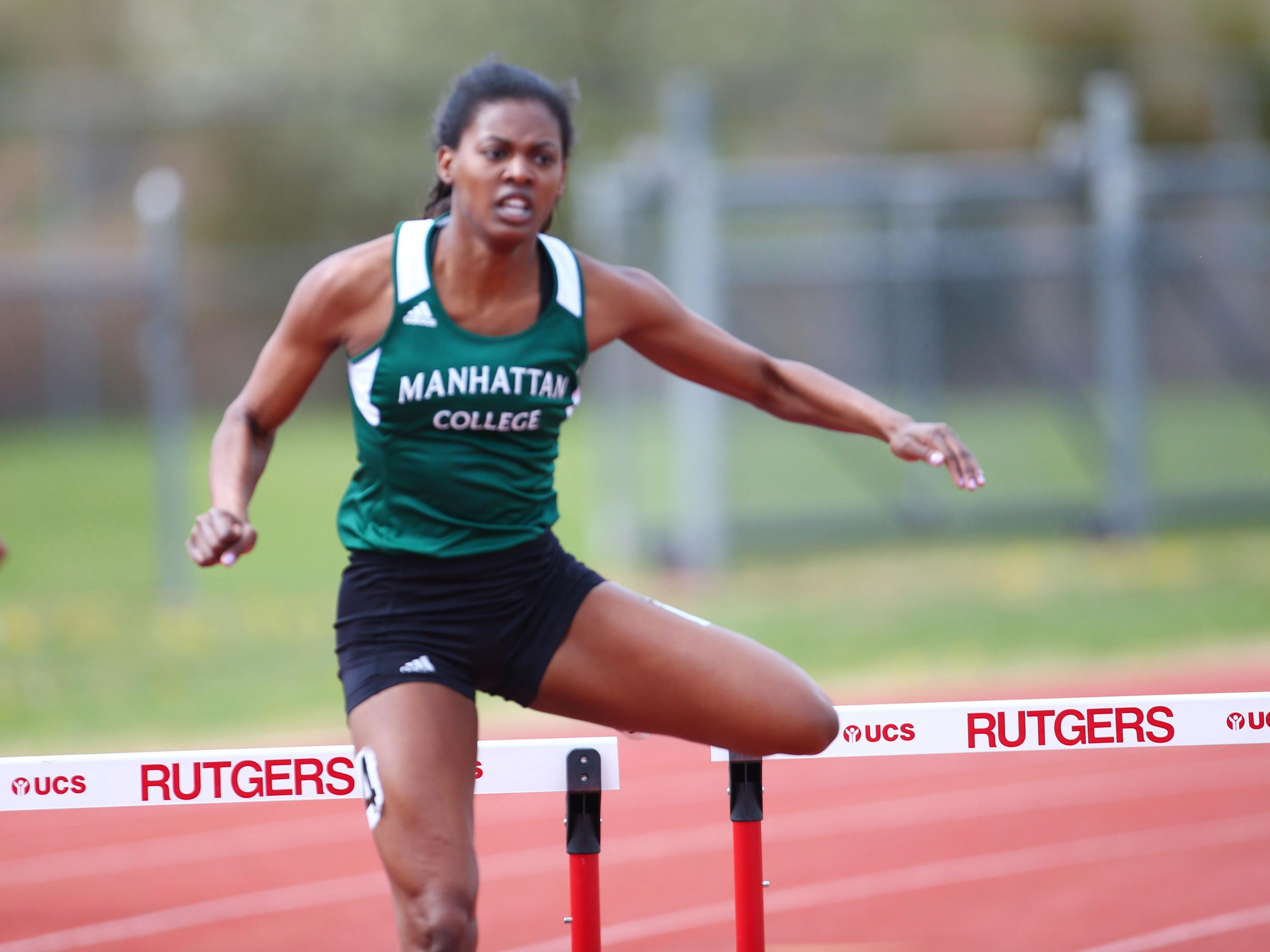 Manhattan Competes at Penn Relays, Lions Invitational