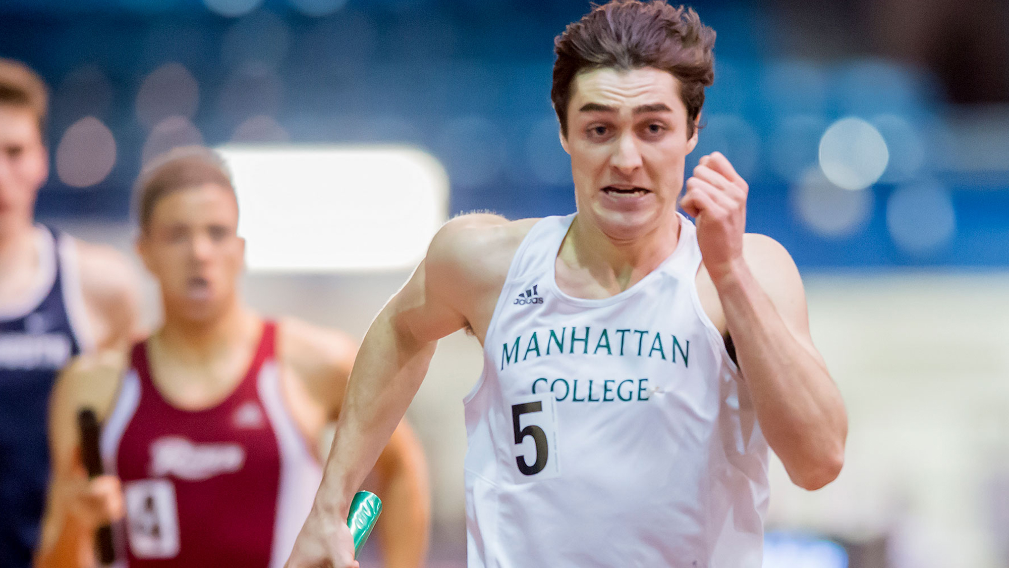 Track & Field Lands Big Results at Yale Invitational